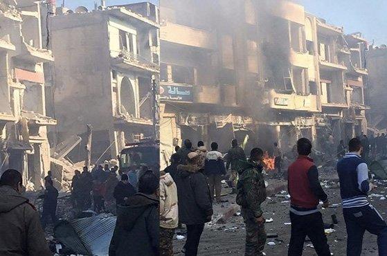 homs terror