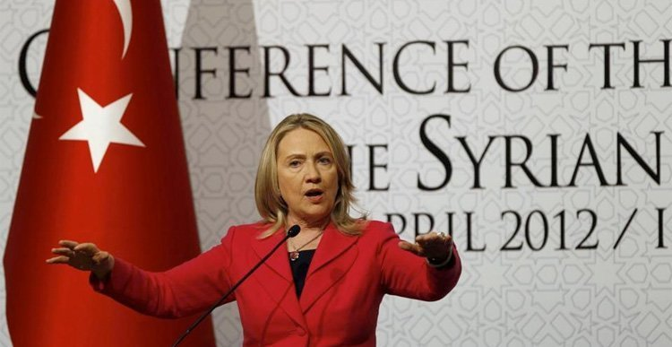 clinton syria