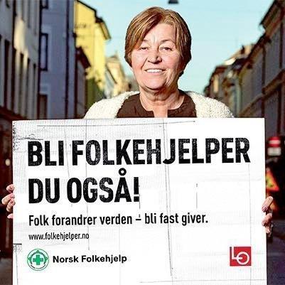 LO-leder Gerd Kristiansens profilbilde på Facebook. Men ønsker LO-medlemmene å drive regimeskifte sammen med USA og NATO?