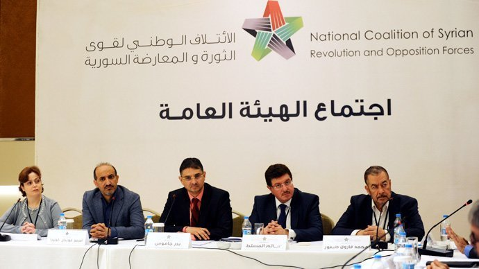 syria national coalition