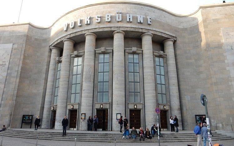 Volksbühne i Berlin
