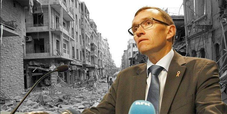 barth eide ruiner syria
