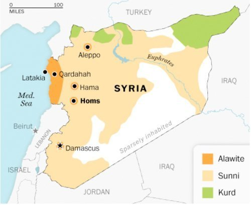deling syria
