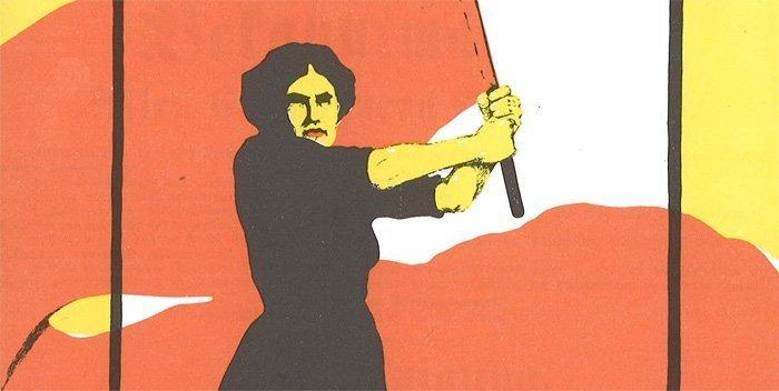 revolusjonær kvinnekamp