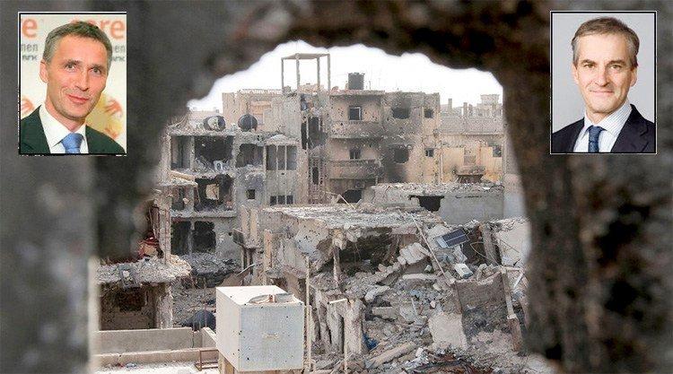 store stoltenberg libya