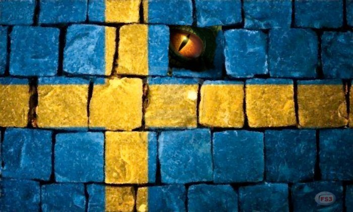 Sverige mur
