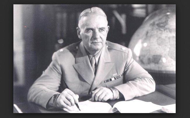 """General """"Wild Bill"""" Donovan var sentral i å skape EU"""