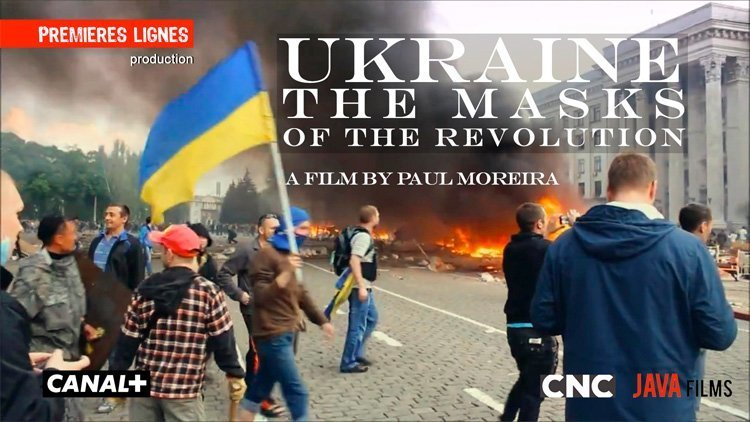 ukraina masks of revolution
