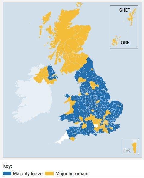 fordeling brexit