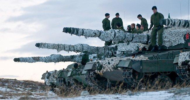 NATO-styrker skal være permanent til stede i Norge