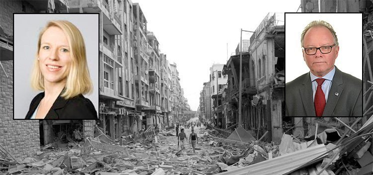 huitfeldt hallaker syria