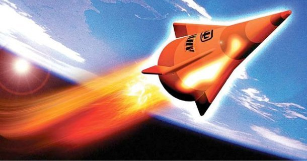 Kinas hypersoniske missil DF-ZF