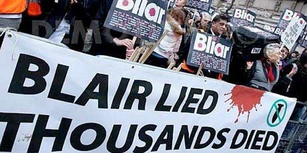 blair lied