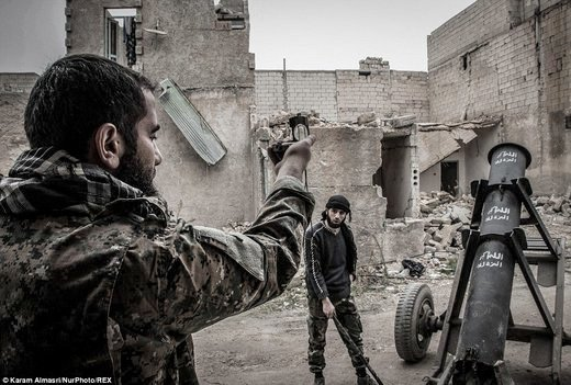 syria bomber