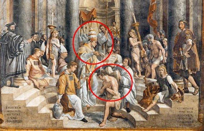 Konstantins dåp2