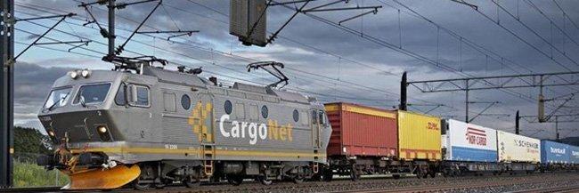 Det er allerede mange selskap som kjører godstog i Norge. CargoNet er et av dem.