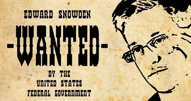 snowden-wanted