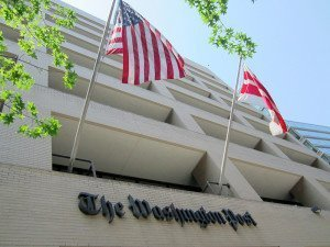 The Washington Post bygningen. (Foto: Daniel X. O'Neil)
