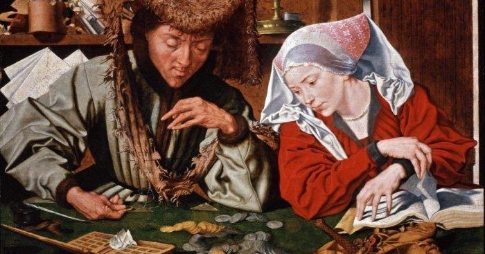 Sandro Botticelli: Denaro e bellezza (utsnitt)