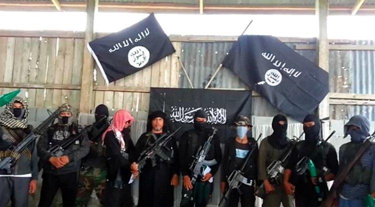 Den islamske statens avdeling i Filippinene