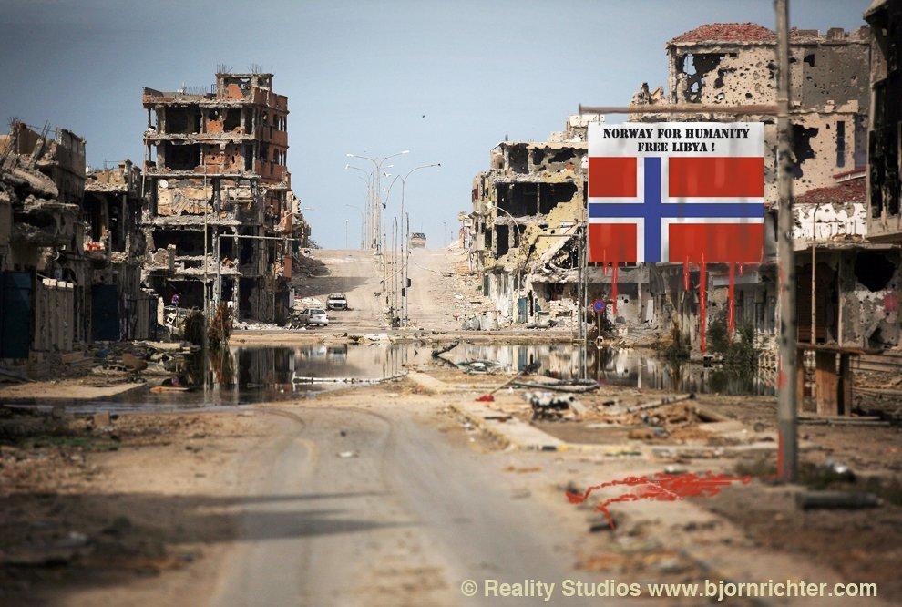 Libya Gadhafis Hometown