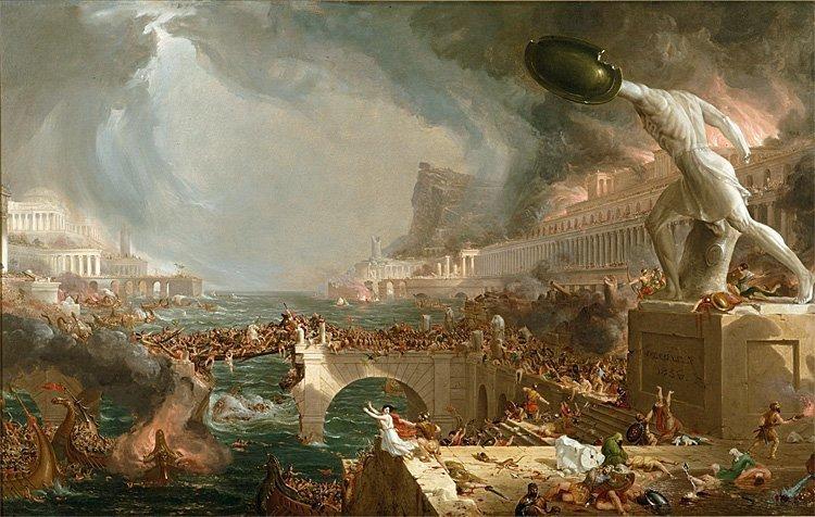 Romas fall