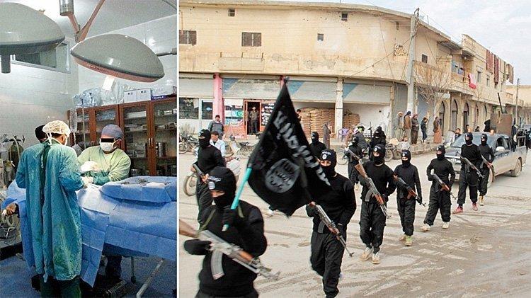 Norge har finansiert sjukehus for IS i Syria