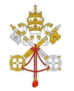 Vatikanets emblem