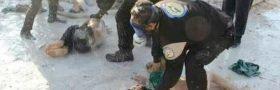 En uklar rapport om gassangrep i Syria