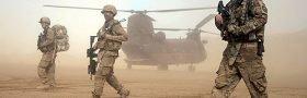 De flesta av USA:s stridande soldater är legosoldater