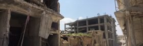 Hva skjulte seg i Øst Aleppo?
