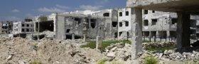 Sykehus i øst-Aleppo brukt som militærbase, shariadomstol og fengsel for al-Nusra og Islamsk Stat