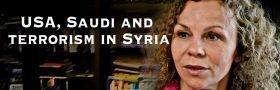 USA, Saudi and terrorism in Syria – Kari Jaquesson