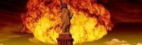 Det moderna USA:s våldsamma historia