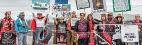 – Indianere okkuperer norske oppdrettsanlegg i Canada