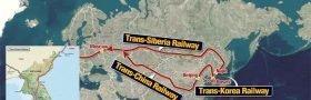 Russland og Kina planlegger massiv infrastruktur og investeringer i BEGGE Koreanske stater.