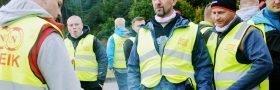 Bemanningsbyrå for streikebrytere
