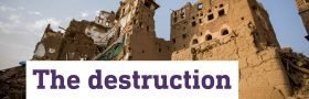 Ødeleggelsen av Sana'a