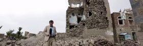 Destruktionen av Jemen
