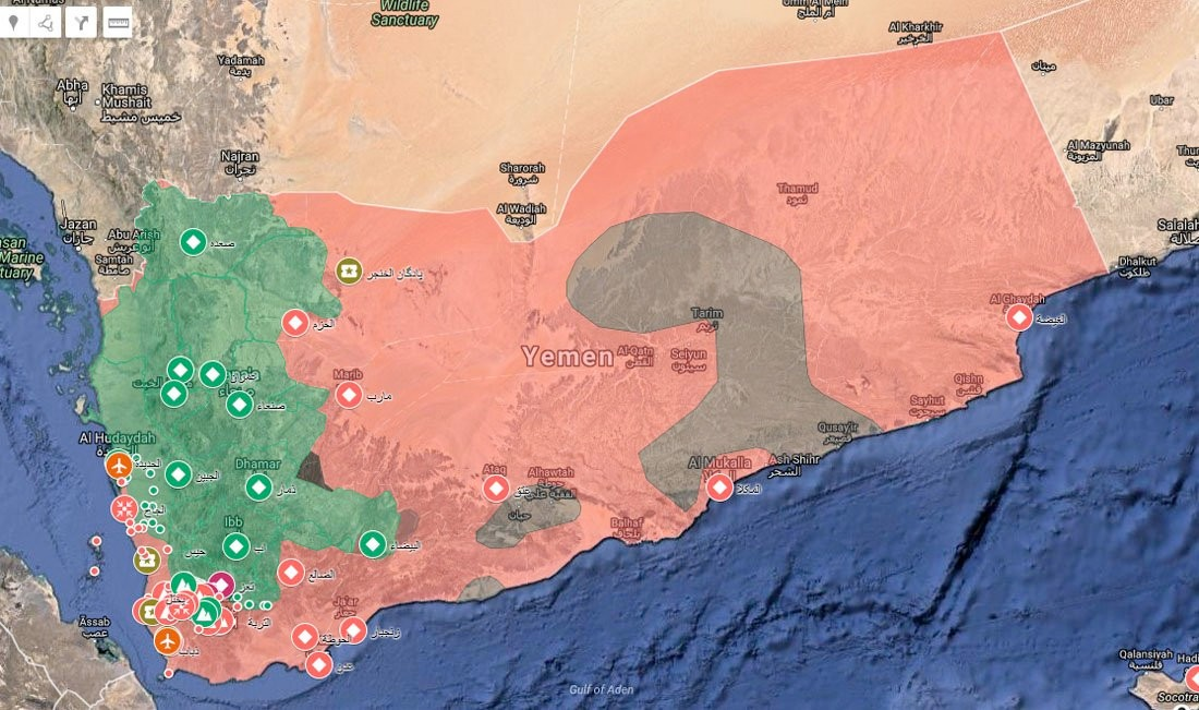Folkemord Pa Gang I Jemen I Regi Av Usa Og Saudi Arabia Steigan No